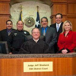 55th Civil Judicial District Court, Harris County