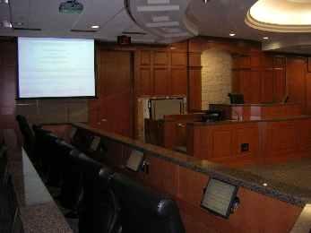 Jury Monitors