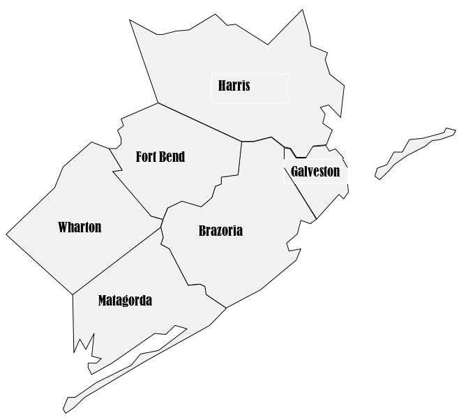 Map of 11th Administrative Judicial Region